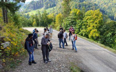 Firmenausflug 2017 – Wanderung aufs Hörnli
