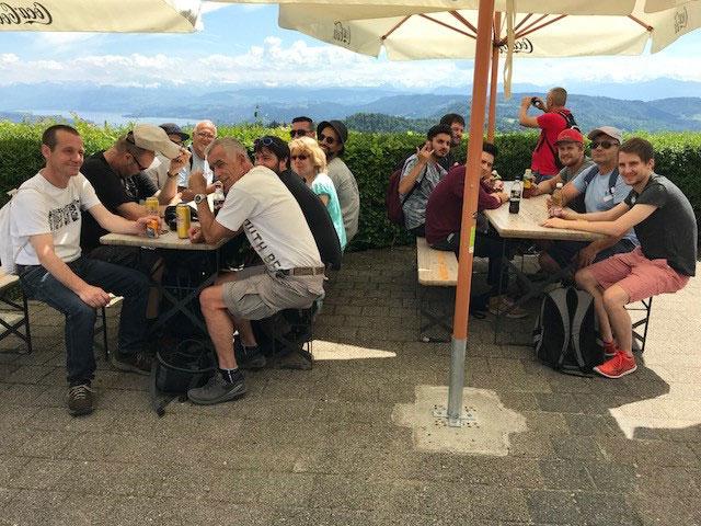 Firmenausflug 2018 – Wanderung auf den Uetliberg